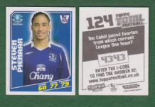 Everton Steven Pienaar South Africa 124
